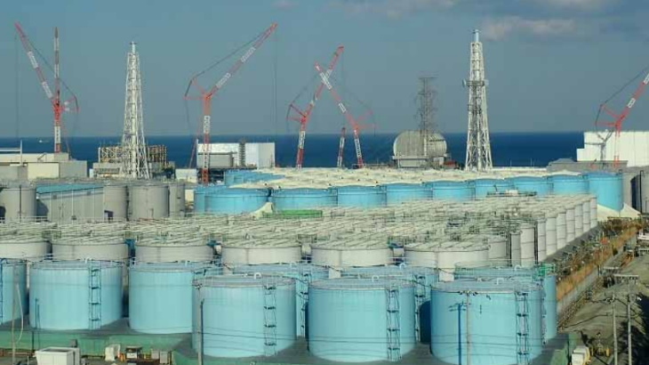 Tepco outlines treated water disposal options