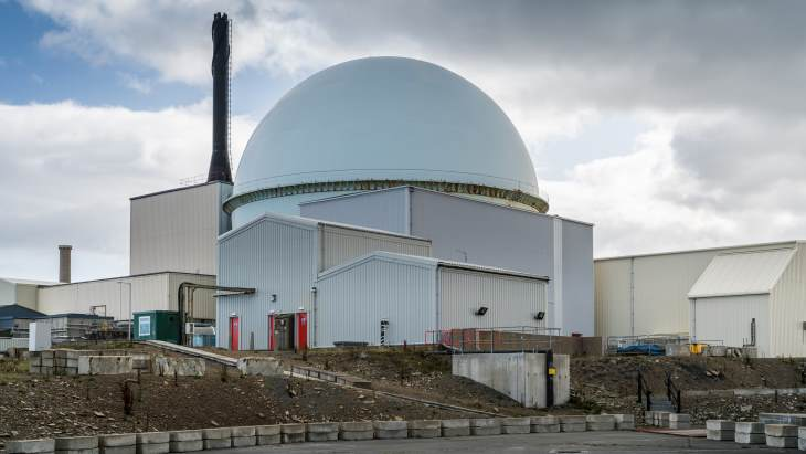 Contract awarded for Dounreay NaK removal