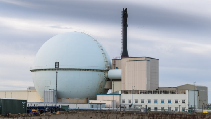 Halfway point reached in Dounreay reactor fuel removal
