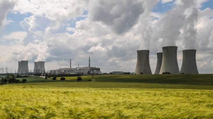 Czech state to back new nuclear units