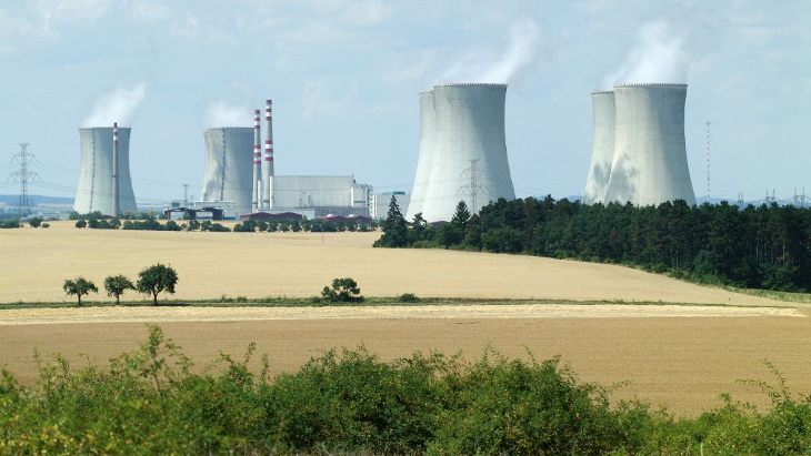 Czech Republic needs more nuclear units, report shows