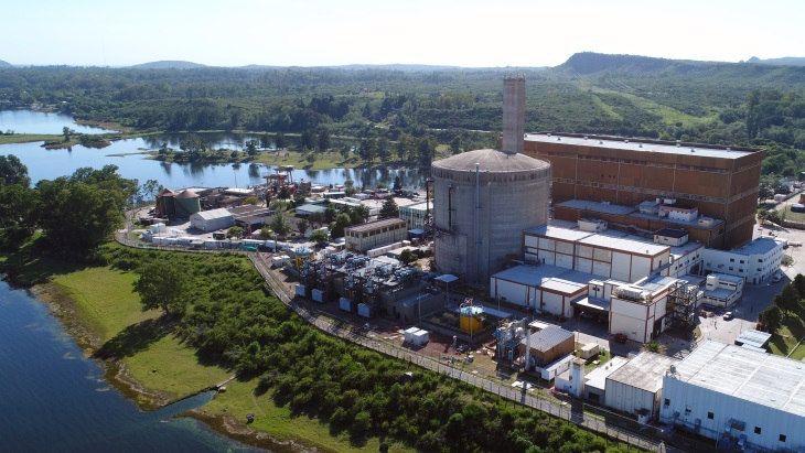 Embalse plant returns to service