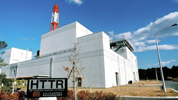 Japanese gas-cooled reactor clear for restart
