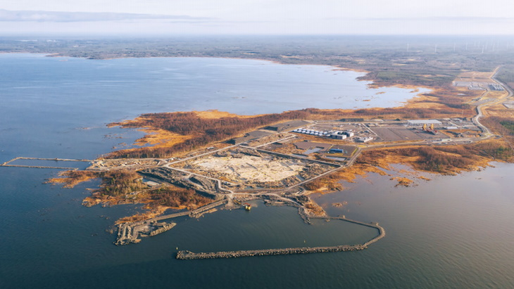 Finland performs remote inspection of new nuclear plant project