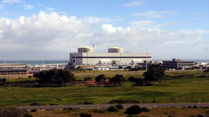 Nuclear remains static under South African plan