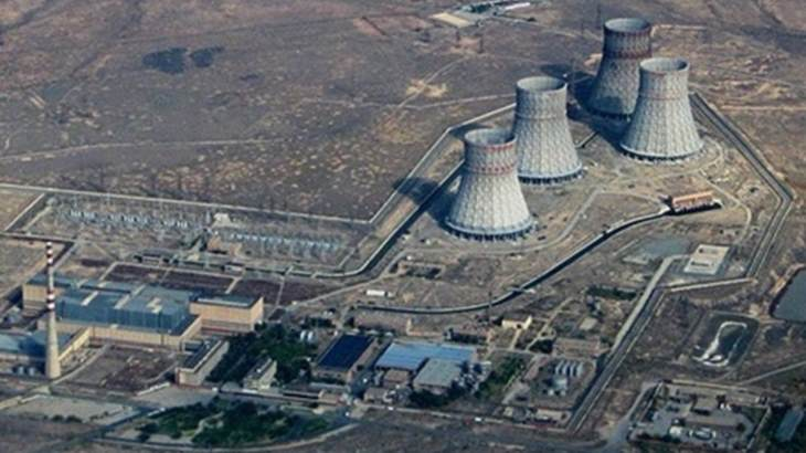 IAEA reviews long-term safety of Armenian plant