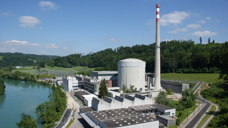 Approval for decommissioning of Swiss reactor