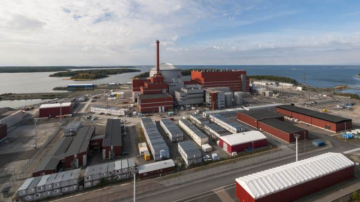 Finnish EPR receives operating licence