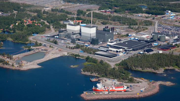 Dismantling of Oskarshamn reactor internals completed