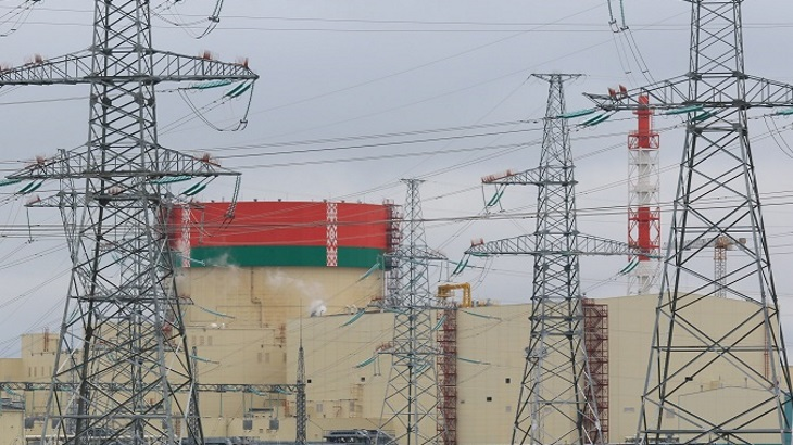 Belarusian unit brought to 100% capacity