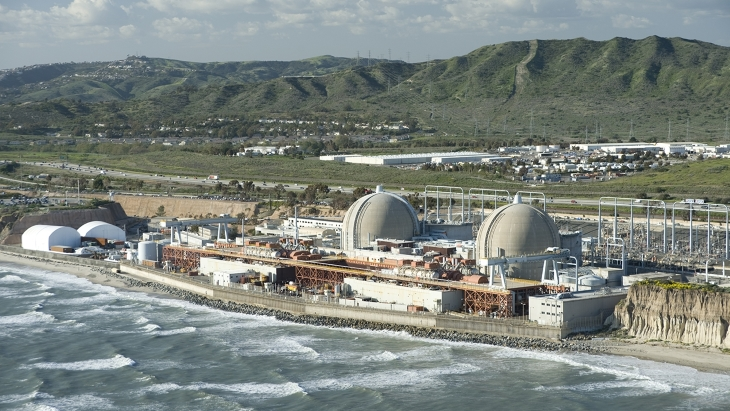 San Onofre dismantlement starts next month