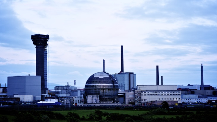 Sellafield decommissioning partnerships announced