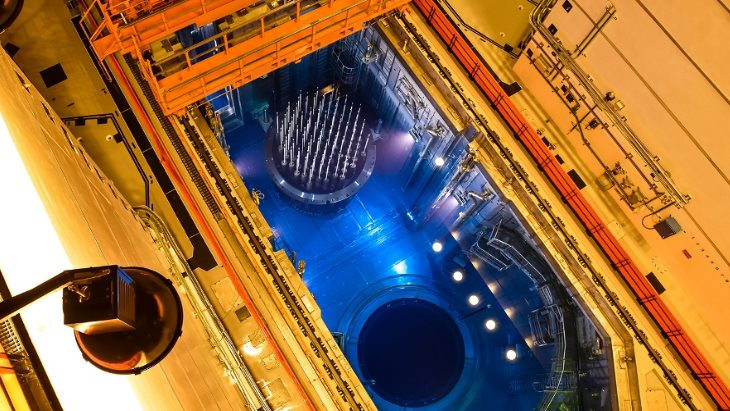 China S Taishan 1 Reactor Connected To Grid World