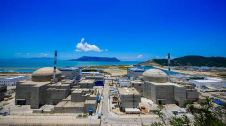 China's nuclear power output jumps 18% year on year