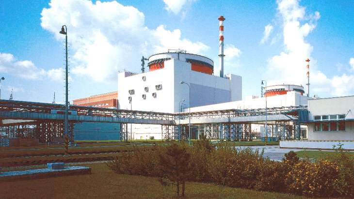 ČEZ set to test Westinghouse fuel at Temelín