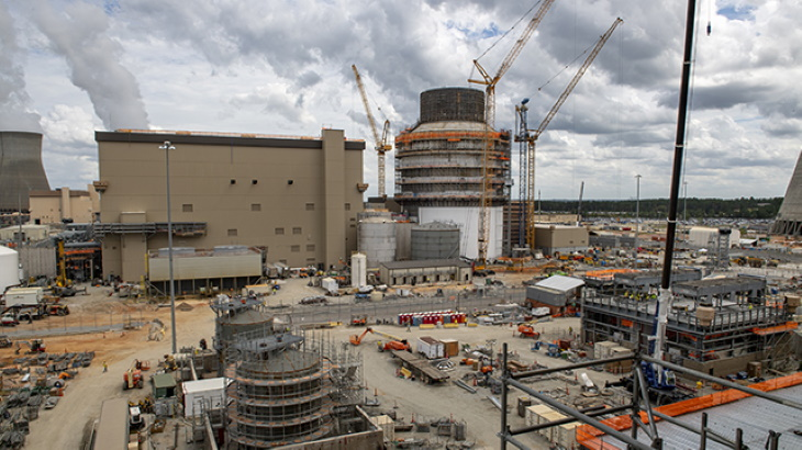 US AP1000 reactor passes pre-commissioning test