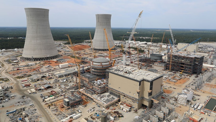 Mitigating financial risk in nuclear power projects