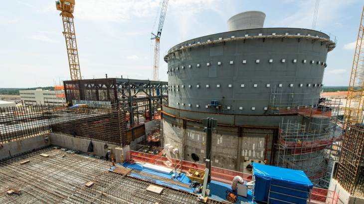 Progress at Vogtle, but cost forecast rises