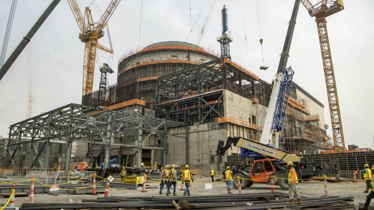 Georgia Power orders fuel for Vogtle 3