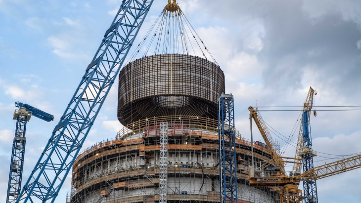Final module installed at Vogtle 3