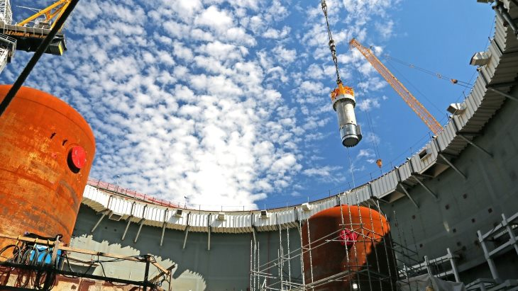 More milestones for Vogtle project