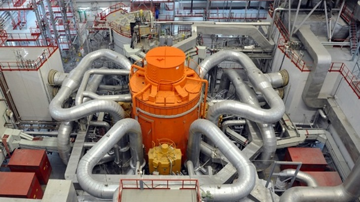 Rosatom to convert fast reactor to MOX fuel in 2022