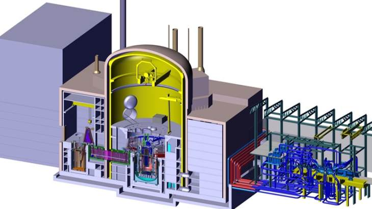 TVEL to supply fuel for China's fast-neutron reactor