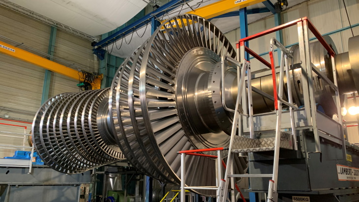 First turbine module delivered for Akkuyu plant