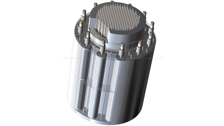 GA delivers HALEU-fuelled reactor concept for Mars mission