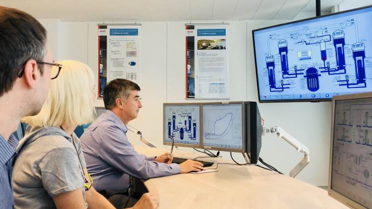 French EPR engineering simulator to be upgraded