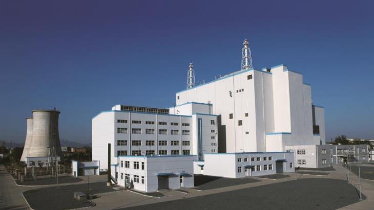 TVEL delivers fuel for China's experimental fast reactor