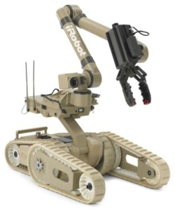 710 Warrior robot (iRobot) 250x298