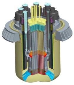 ALFRED cutaway 250 (Ansaldo Nucleare)