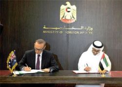 Australia-UAE agreement