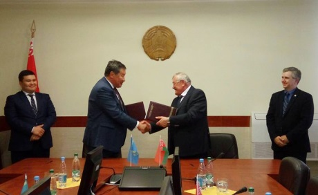 Belarus-Kazakhstan MoU - May 2018 - 460 (Belarus Ministry of Energy)