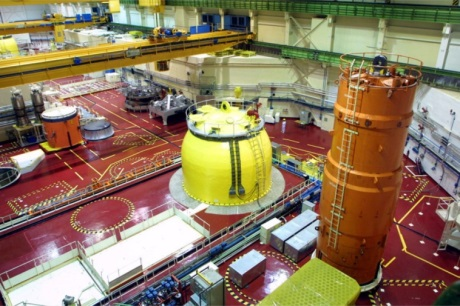 Bohunice V1 reactor hall - 460 (JAVYS)