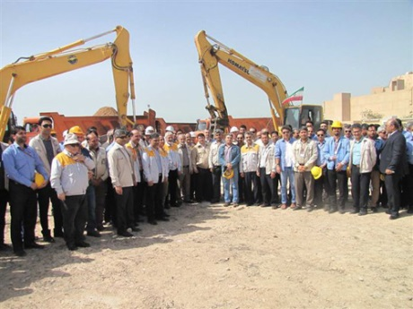 Bushehr-II work starts - 460 (ASE)
