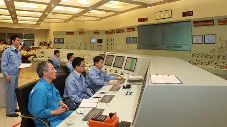 CEFR control room (CNNC)