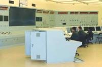 CEFR control room