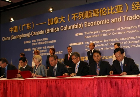 Closer cooperation for CGN and Cameco