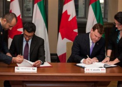 Canada-UAE 20 September 2012 (UAE MOFA)
