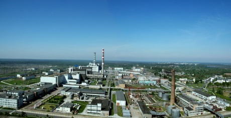 Chernobyl panoramic 460 (ChNPP)