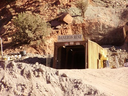 Daneros mine (White Canyon)