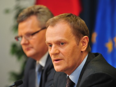 Donald Tusk 15 Januray 2009