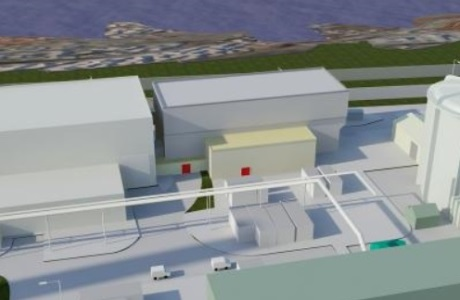 Dounreay - new HLW store - 460 (DSRL)