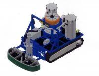 Dounreay undersea robot