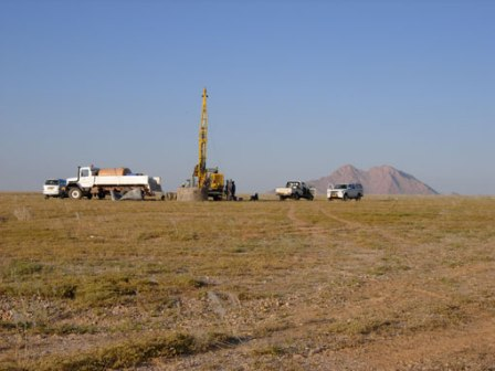 Drilling at Marenica (Marenica Energy)