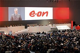 EOn shareholder meeting May 2011