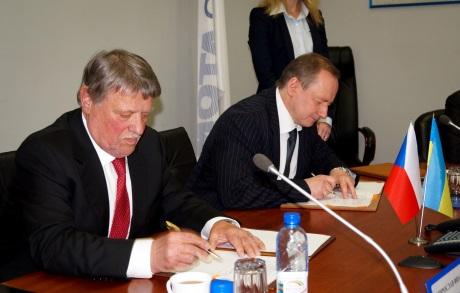 Energoatom and Skoda JS memorandum 460