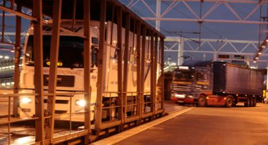 Eurotunnel Trucks (Eurotunnel)